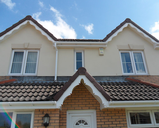 a40993d8aea6 Our experienced installation teams are skilled in fitting decorative  roofline. By using a wide range of profiles we can find the best solution  to match your ...